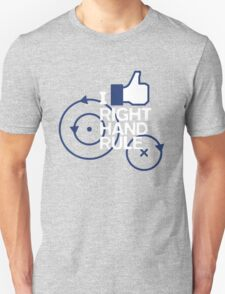 Right hand rule T-Shirt