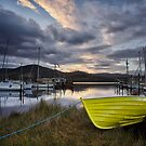 Early Morning, Franklin, Tasmania #4 by Chris Cobern
