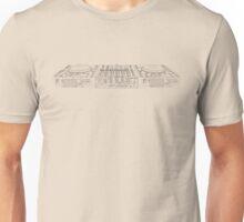 Pioneer CDJ DJ Setup Unisex T-Shirt