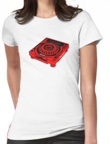Pioneer CDJ 1000 Womens Fitted T-Shirt