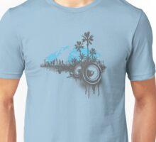 Urban City Speaker - DJ Music Unisex T-Shirt