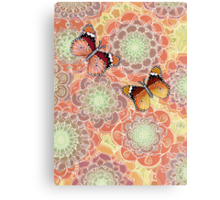 Butterfly Obsession Canvas Print