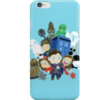 Doctor Who Series 7 Design iPhone Case/Skin