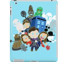 Doctor Who Series 7 Design iPad Case/Skin