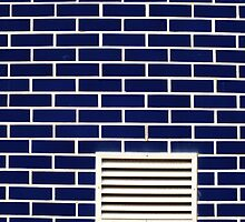 Blue Bricks and Vent by Yampimon