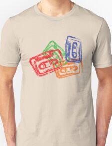 Retro Mix Tapes T-Shirt