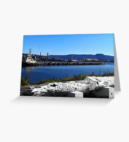 Wollongong  Greeting Card