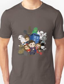 Doctor Who Series 7 Design T-Shirt