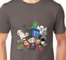 Doctor Who Series 7 Design Unisex T-Shirt