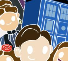 Doctor Who Series 7 Design Sticker