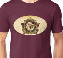 VINTAGE BEER BADGE Unisex T-Shirt