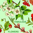 featured in fabulous flowers - banner by Alex Magnus