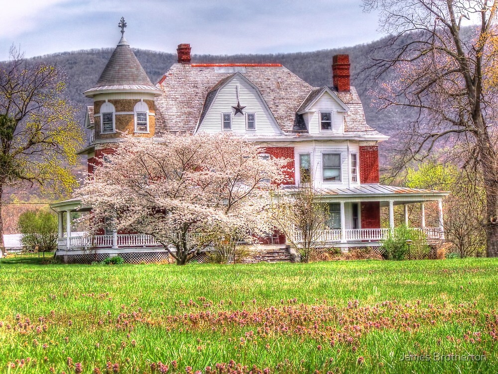 Spring Victorian by James Brotherton