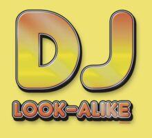 DJ Look-a-like Kids Clothes