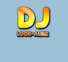 DJ Look-a-like Unisex T-Shirt