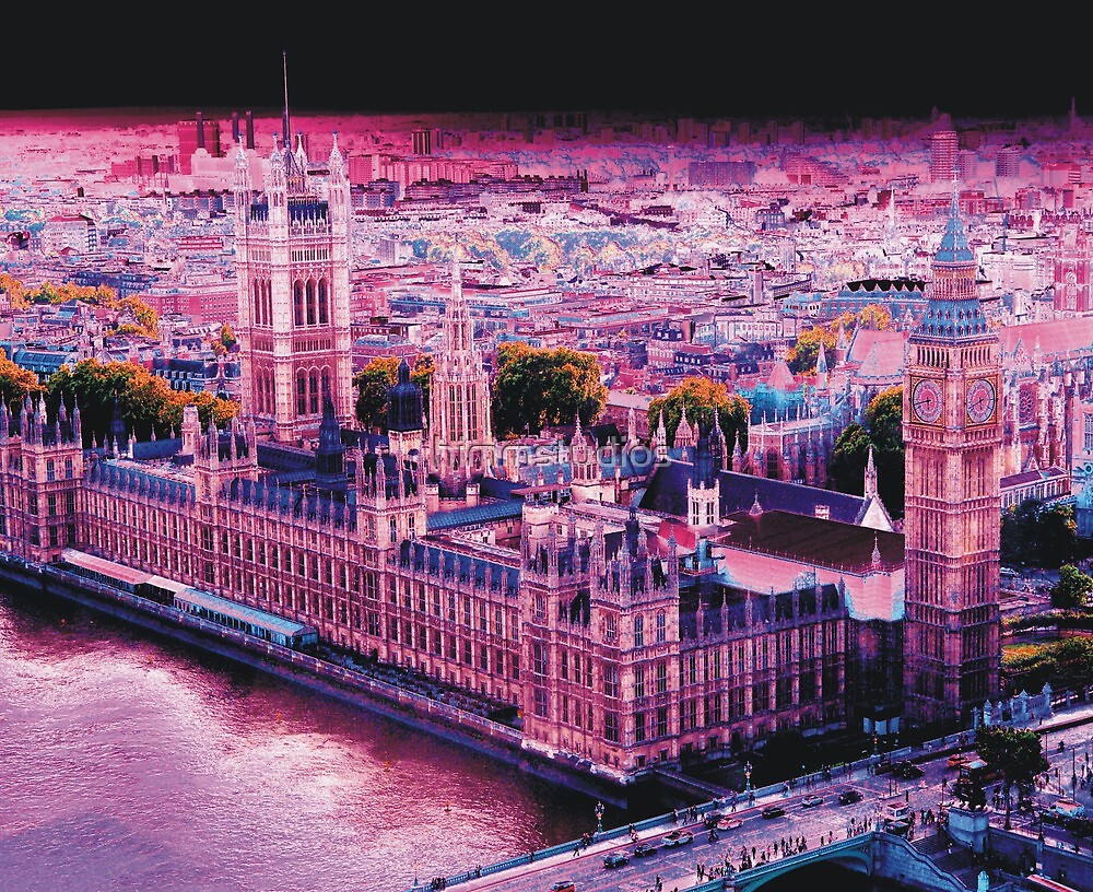 Houses of Parliament by himmstudios