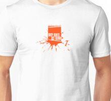 Drop Beats Not Bombs Graffiti Unisex T-Shirt