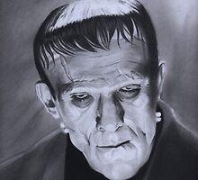 The Frankenstein Creature by SteensArt
