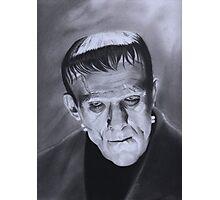 The Frankenstein Creature Photographic Print
