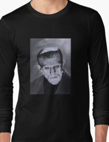 The Frankenstein Creature Long Sleeve T-Shirt