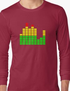 EQ DJ Shirt Long Sleeve T-Shirt