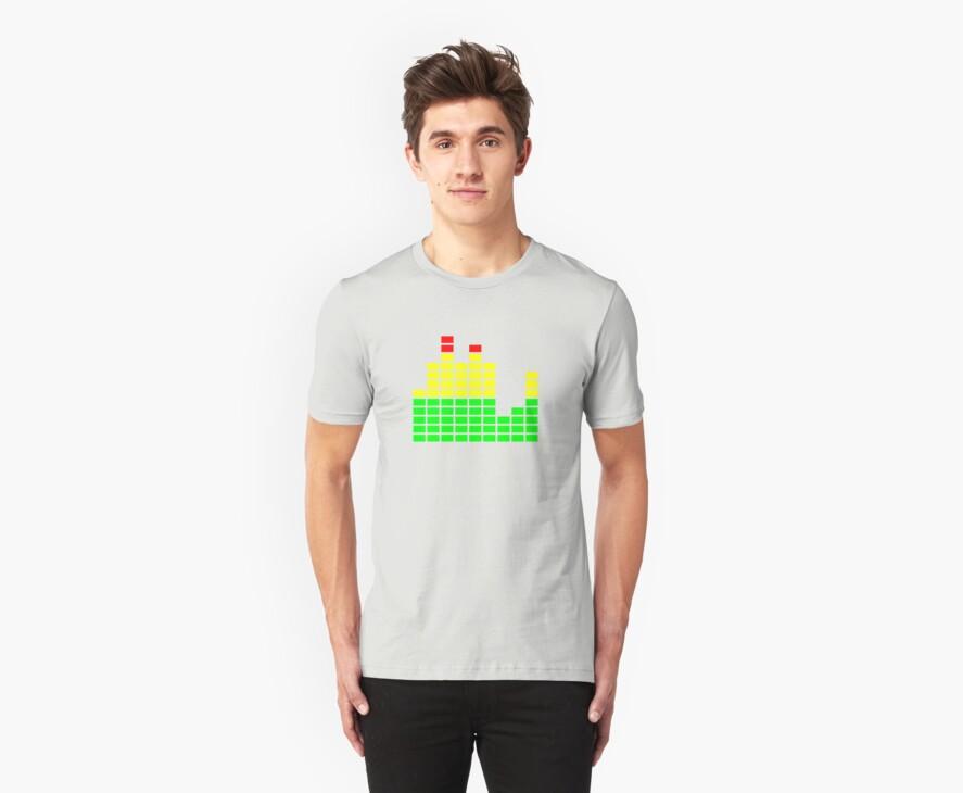 EQ DJ Shirt by HOTDJGEAR