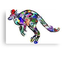 Kangaroo 2 Metal Print