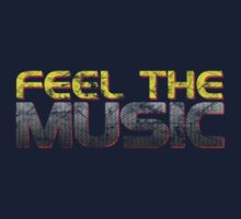 Feel The Music Kids Clothes