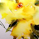 Yellow Flower IPhone Case by Karl Fletcher