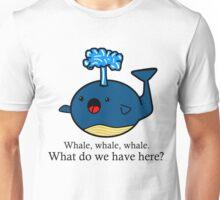 Whale Puns  Unisex T-Shirt