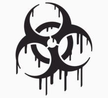 Biohazard Graffiti by Style-O-Mat