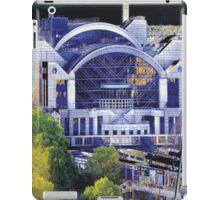 London Embankment Station iPad Case/Skin