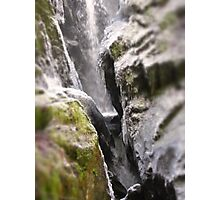 Aira Force in winter Photographic Print