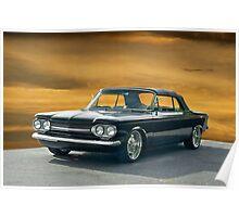 1962 Chevrolet Corvair Corsa I Poster