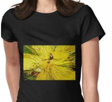 Insect Attraction Womens Fitted T-Shirt