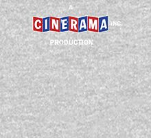 A CINERAMA PRODUCTION! Women's Fitted Scoop T-Shirt