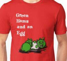 green hams and an egg Unisex T-Shirt