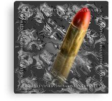 single bullet theory II Canvas Print