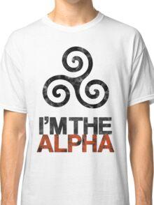 I'M THE ALPHA Classic T-Shirt