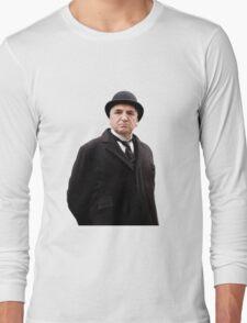 Carson Downton Abbey Long Sleeve T-Shirt