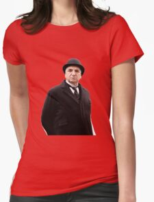 Carson Downton Abbey Womens Fitted T-Shirt
