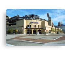 PNC Park - Pittsburgh Pirates Canvas Print