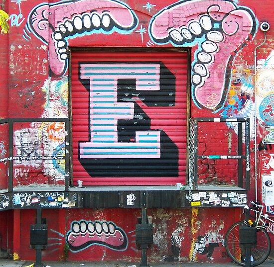 """""""E"""" by Steven Huszar"""