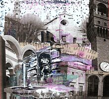 Acollage of cities by catherine6401
