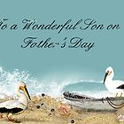 To a Wonderful Son on Father&#x27;s Day by Vickie Emms