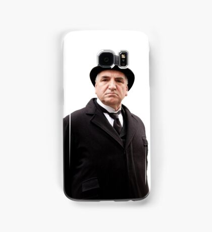 Carson Downton Abbey Samsung Galaxy Case/Skin