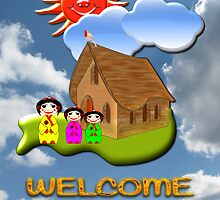 Welcome to Your New Home by Dennis Melling
