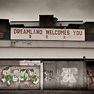 Dreamland Welcomes You by Josephine Pugh