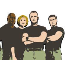 SG-1 Sticker