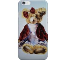 Teddy Bear iPhone & IPod cover iPhone Case/Skin
